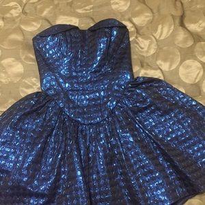 Betsey Johnson short formal dress